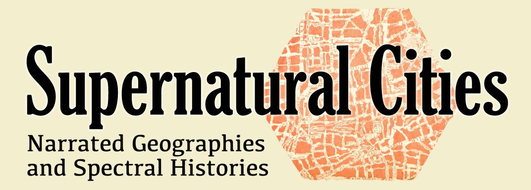 Supernatural Cities logo